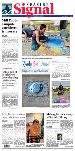 Seaside Signal Latest e-edition